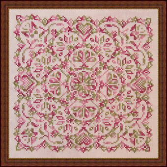 Rhapsody Redux - Cross Stitch Pattern
