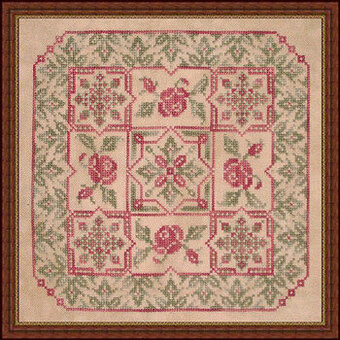 Bagatelle - Cross Stitch Pattern