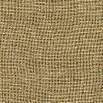 20 Count Putty Linen Fabric 17x26