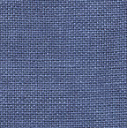 20 Count Blue Jeans Linen Fabric 13x17