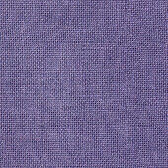 20 Count Peoria Purple Linen Fabric 13x17
