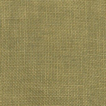 30 Count Guacamole Linen Fabric 13x17