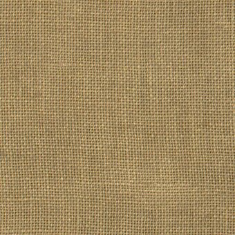 30 Count Putty Linen Fabric 13x17