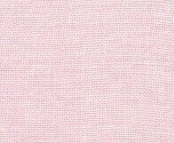 32 Count Blush Linen Fabric 17x26