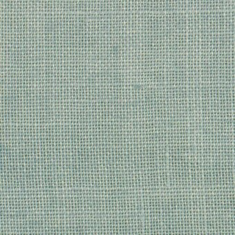 32 Count Seafoam Linen Fabric 35x52
