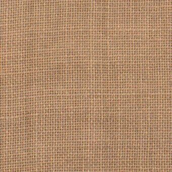 32 Count Cocoa Linen Fabric 26x35