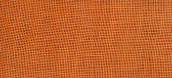 32 Count Pumpkin Linen Fabric 13x17