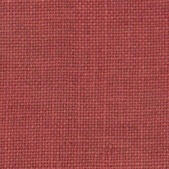 35 Count Aztec Red Linen Fabric 13x17