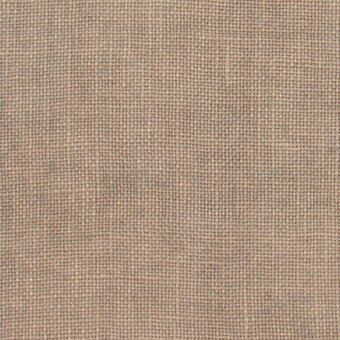 40 Count Confederate Grey Linen Fabric 17x26