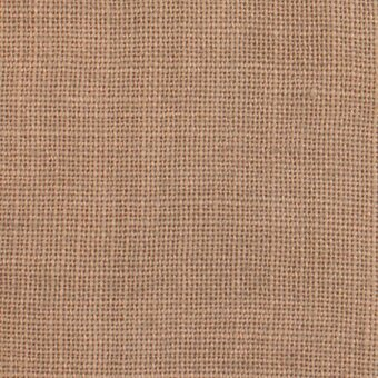 40 Count Cocoa Linen Fabric 8x12