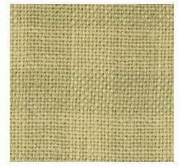 28 Count Natural/Straw Gingham Linen Fabric 13x17