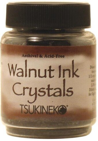 Walnut Crystals - 2 oz. Jar