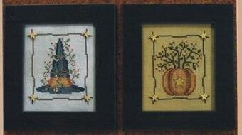 Bittersweet Autumn - Cross Stitch Pattern