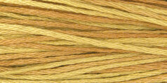 Amber - Weeks Dye Works Pearl Cotton #5
