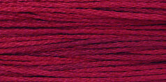 Garnet - Weeks Dye Works Pearl Cotton #5