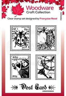 Mini Postage - Clear Singles Stamp