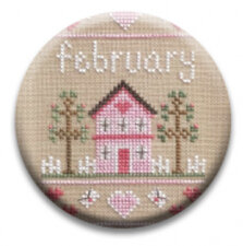 Sampler Of The Month - February - Zappy Dots Needle Nanny