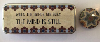 Mind is Still - Magnetic Needle Tin