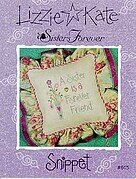 Sisters Forever - Cross Stitch Pattern