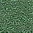Mill Hill 00431 Jade Glass Beads - Size 11/0