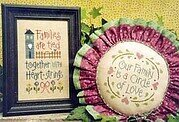 Family - Cross Stitch Pattern