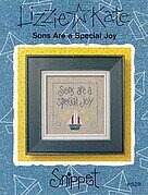 Sons Are A Special Joy - Cross Stitch Pattern
