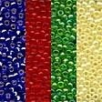 Mill Hill 01001 Mini Beads Pack - 00020, 02013, 00167, 02002