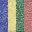 Mill Hill 01005 Mini Beads Pack - 00168, 02001, 00561, 02005