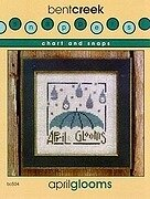 April Glooms - Cross Stitch Pattern