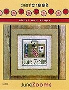 June Zooms - Cross Stitch Pattern