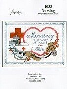 Nursing - Cross Stitch Pattern