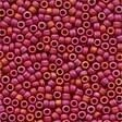 Mill Hill 03058 Mardi Gras Red Antique Seed Beads Size 11/0