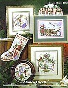 Christmas Reflections - Cross Stitch Pattern