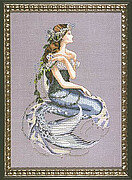 Enchanted Mermaid - Mirabilia Cross Stitch Pattern