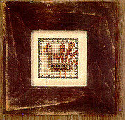 Littles - Tiny Tim Turkey - Cross Stitch Pattern