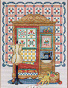 Stitcher's Wardrobe - Cross Stitch Pattern