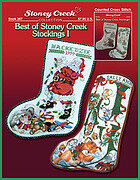 Best of Stoney Creek Stockings I - Cross Stitch Pattern