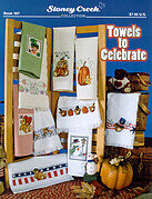 Towels to Celebrate - Cross Stitch Pattern