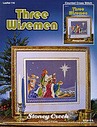 Three Wisemen - Cross Stitch Pattern