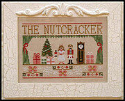 Nutcracker, The - Cross Stitch Pattern