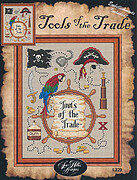 Tools Of The Trade - Cross Stitch Pattern