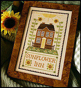 Sunflower Inn - Cross Stitch Pattern