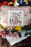 Be Happy - Cross Stitch Pattern