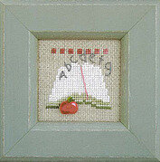 Pearls - Need To Read - Cross Stitch Pattern