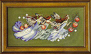 Shakespeare's Fairies - Mirabilia Cross Stitch Pattern