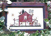Barn Dance - Cross Stitch Pattern