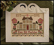 Rose Hill Plantation - Cross Stitch Pattern