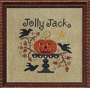 Jolly Jack - Cross Stitch Pattern