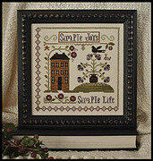 Simple Joys - Cross Stitch Pattern