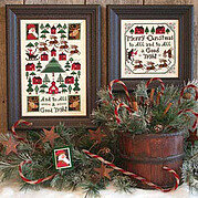 And to all a Good Night - Cross Stitch Pattern